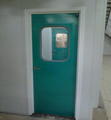 Puerta de servicios l nea econ mica sep tane hermetic for Puertas para cocinas industriales