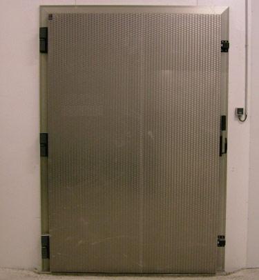 puerta pivotante frigorifica superpuesta sob - Puerta Pivotante