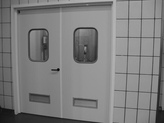 Puerta de servicios reforzada tane hermetic - Puertas de servicio ...