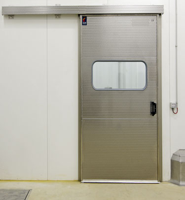 Puerta corredera industrial t1 tane hermetic - Puerta corredera industrial ...