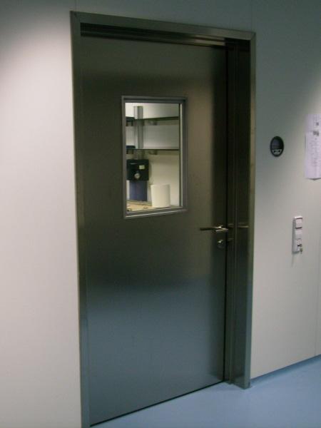 Puerta De Servicios Herm Tica Tsp Para Laboratorios